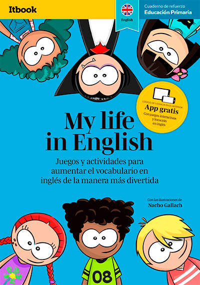 My Life In English Aplicacion Educativa Tabletas Pdi Y Cuaderno